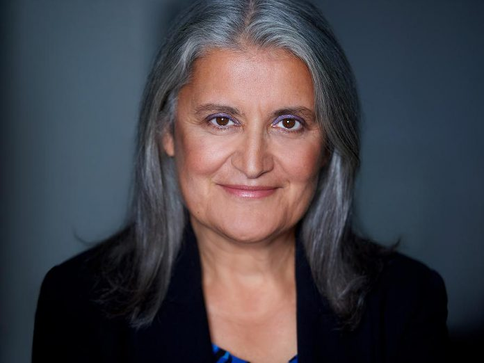 """klusterfork co-founder Linda Kash's connections in the Canadian entertainment industry has allowed her to recruit some big names for the workshops, including award-winning actor, improvisor, producer, and instructor Lisa Merchant who will be leading the  """"genre improv"""" workshop.  (Photo source: lisamerchant.com)"""