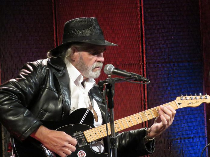 A solo performance by the late James 'Jimmy' Deck will be released on Andy Tough's YouTube channel on January 29, 2021. While Deck performed with his long-time collaborator Tami J. Wilde at Live! At The Barn, Wilde was uncomfortable with releasing their full performance. (Photo: Linda Tough)