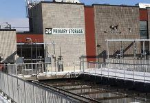 The Peterborough Wastewater Treatment Plant. (Photo: City of Peterborough)
