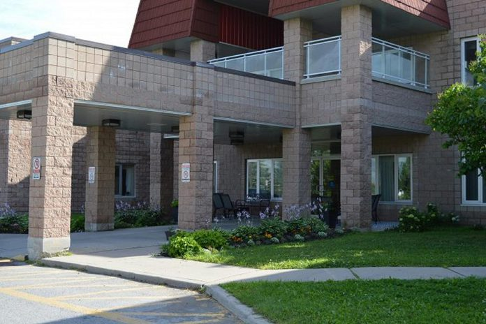 Caressant Care McLaughlin Road is a 96-bed long-term care home in Lindsay. (Photo: Caressant Care)