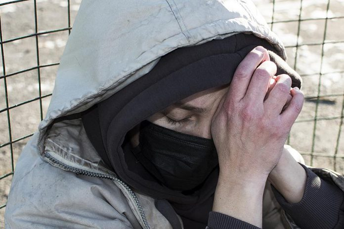 People experiencing homelessness are more likely to test positive for COVID-19, develop complications and require hospitalization, and die from the disease. As a result of the pandemic, they are also experiencing even more isolation and mental health issues and, due to public health restrictions, have less access to spaces in shelters. (Stock photo)