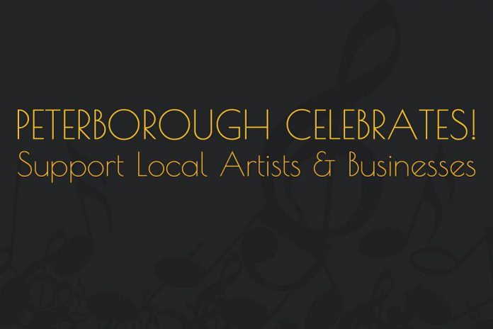 """If you're interested in participating in """"Peterborough Celebrates!"""", you can join the Facebook group at www.facebook.com/groups/peterboroughcelebrates."""
