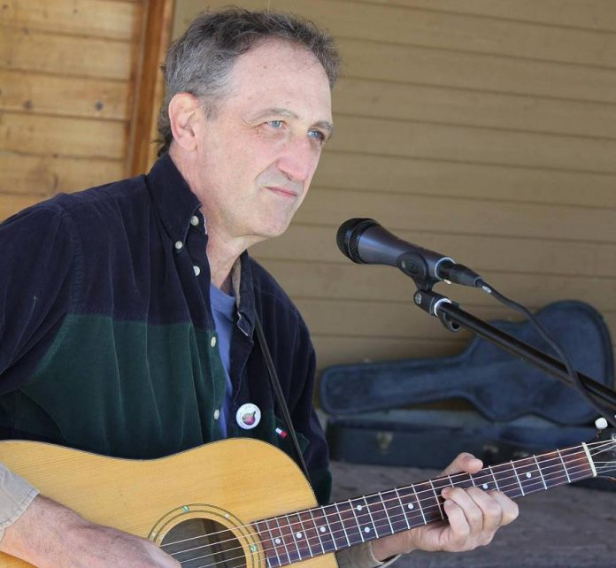 """The """"Peterborough Celebrates!"""" Facebook group was established by Peterborough musician Ken Tuck. A website developer and internet marketer by trade, Tuck is also developing a website for the initiative. (Photo courtesy of Ken Tuck)"""