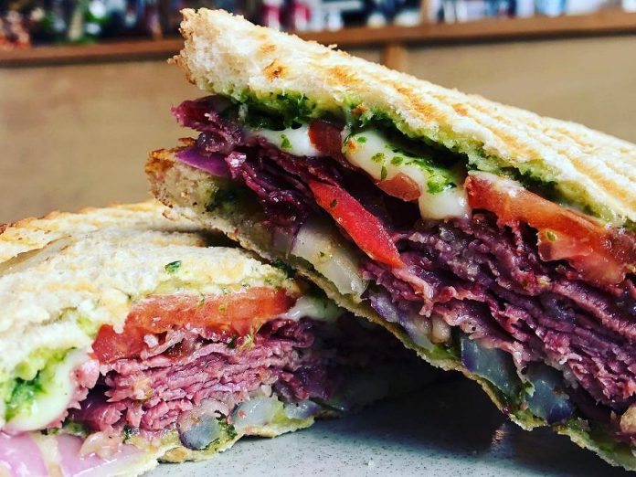 Sam's Place also takes catering orders, which can be delivered. Catering orders can be placed within a minimum of 24 hours. (Photo courtesy of Sam's Place).