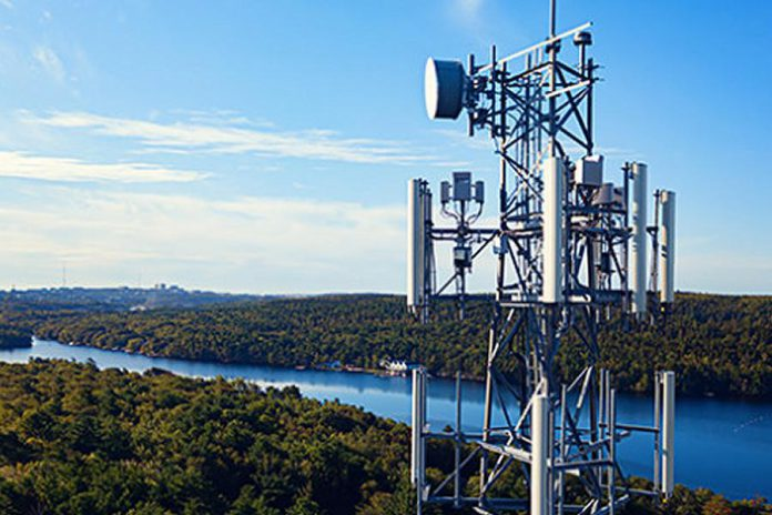 Rogers Communications will be contructing 300 new telecommunication sites and upgrading more than 300 existing sites over the next four to five years as part of the $302-millon Eastern Ontario Regional Network (EORN)'s Cell Gap Project. (Photo: Rogers Communications)