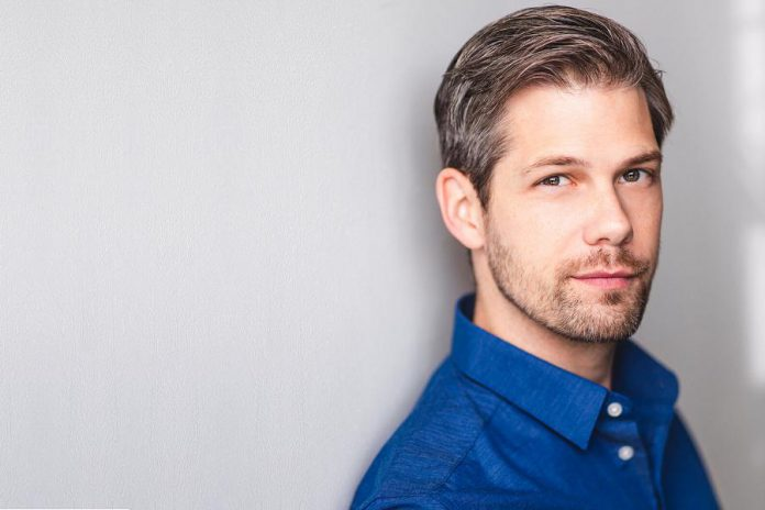 Toronto-based film, television, and stage actor and self-tape consultant Jesse Collins is one of the instructors of klusterfork's 'The Art of the Self Tape Audition' online course running from March 21 to April 19, 2021. (Supplied photo)