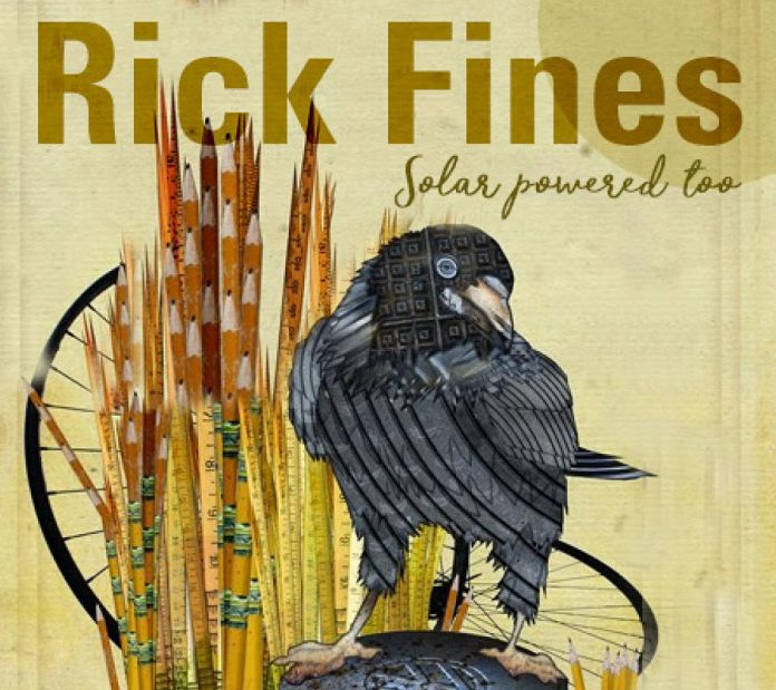 """Rick Fines' Juno-nominated album """"Solar Powered Too"""" features Gary Craig, Roly Platt, Melissa Payne, Jimmy Bowskill, Rob Phillips, Suzie Vinnick, Stacie Tabb, Sherie Marshall, and Samantha Martin (who is also nominated for a Juno in the same category). The Juno Awards will be presented on May 16, 2021 in Toronto. (Photo courtesy of Rick Fines)"""