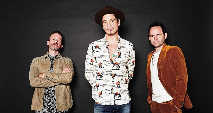 Canadian rockers Big Wreck perform in the Peterborough Memorial Centre parking lot on July 2, 2021, as one of the first six shows announced as part of the new PTBOLive Summer Concert Series. Kawartha Lakes band Heaps will open. (Photo: Warner Music Canada)