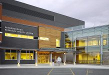 More than 30 patients from other regions have already been transferred to Peterborough Regional Health Centre under an earlier provincial directive. A new emergency order issued by the Ontario government which took effect April 9, 2021 will allow hospitals overwhelmed by COVID-19 to transfer patients to other hospitals without obtaining patient consent. (Photo: PRHC)