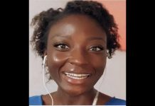 Hope Jemimah (Ogutu), aged 29, is missing. (Police-supplied photo)