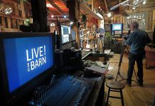 After two seasons of recording live performances by Peterborough-area musicians in the Norwood-area barn studio space he owns with his wife Linda, Andy Tough will embark on a third season of Live! at the Barn for summer 2021. Musicians will include Melissa Payne and Dylan Ireland, Nicholas Campbell and the Two Metre Cheaters, SJ Riley, The Raggedy Andys, Elyse Saunders, and The Soda Jerks. Recording of performances will begin in June and streamed on YouTube starting in mid-August. (Photo courtesy of Andy and Linda Tough)
