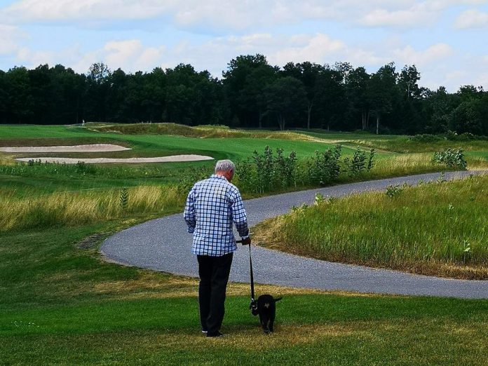 Glenn Stonehouse is the owner and president of One Fine Food in Peterborough and (pictured) Wildfire Golf Club in Douro-Dummer on the shores of Stoney Lake. (Supplied photo)