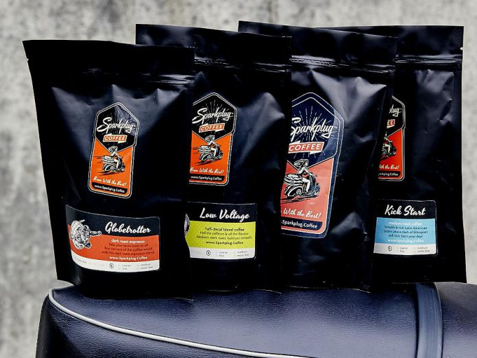Among other prizes, the winner of the 'Focus on Coffee' photography competition will receive a year's supply of Sparkplug Coffee, delivered monthly. (Photo: Sparkplug Coffee)
