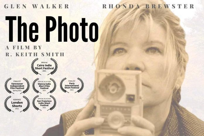 "R. Keith Smith's 2019 short ""The Photo"" has received several honours at international film festivals in 2021. (Poster detail courtesy of Chorister Productions)"