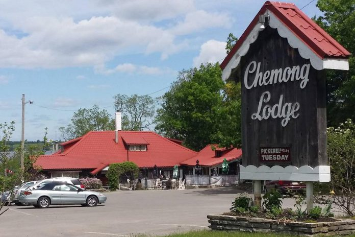 The Northey family has sold Chemong Lodge in Bridgenorth to Adam Brown and his brother Addison, owner of Dr. J's BBQ & Brews in downtown Peterborough. (Photo: Chemong Lodge / Facebook)