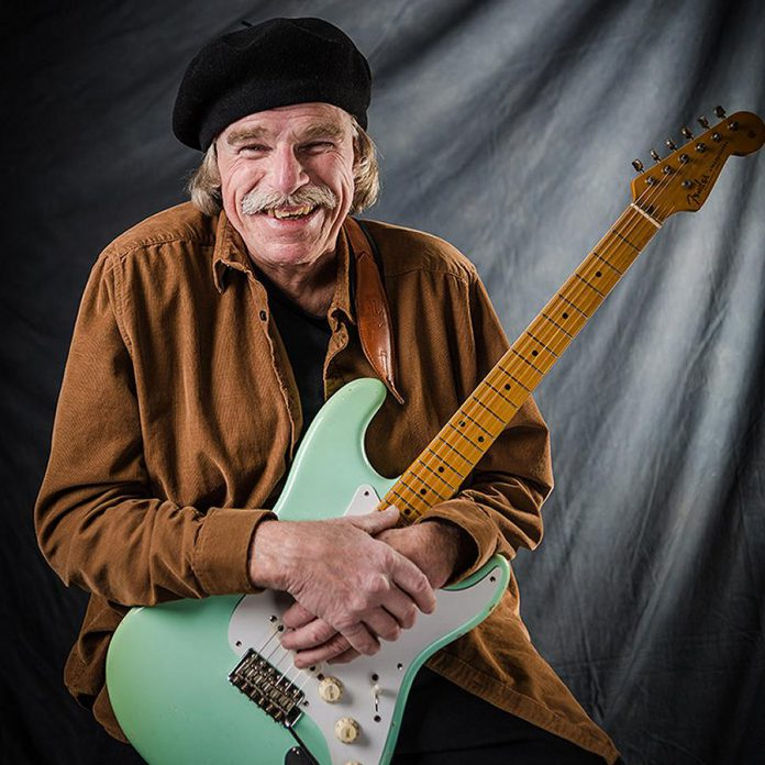 The Don Skuce Memorial Music Collective was created in 2020 to honour Don Skuce, the longtime owner of Ed's Music Workshop in Peterborough and highly reputed guitar luthier who died in June 2018 at age 66 after a long battle with cancer. (Photo: John Gearin)