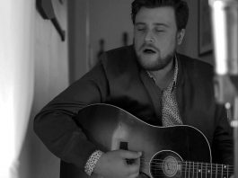 """Peterborough musician Dylan Ireland performing his tune """"Piece of Mind"""", one of three winning original songs in the second round of the Don Skuce Memorial Music Collective songwriting contest. The other two winners are Jean Claude Pigeon with """"The Tundra Wind"""" and Mothboy with """"Phantom"""". (Photo: Melissa Payne / YouTube)"""