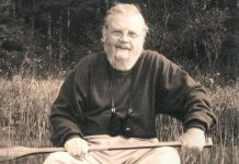 Canadian author and outspoken environmentalist Farley Mowat, who died in 2014, would have turned 100 years old on May 12, 2021. (Photo: Mowat family)