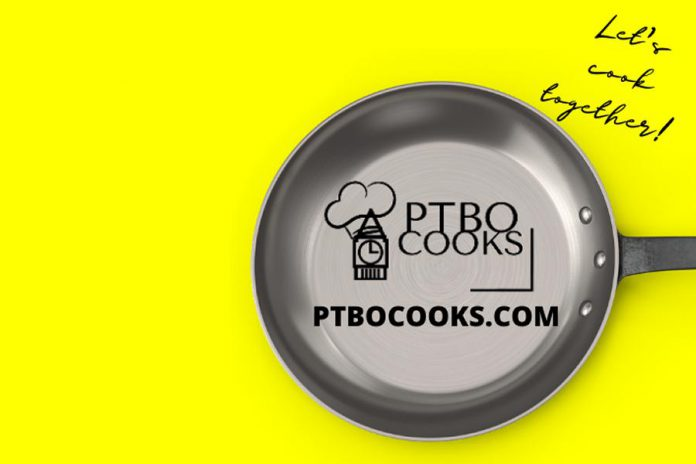 PTBO Cooks is a new series of online cooking classes offered by That's a Wrap Catering. (Graphic: PTBO Cooks)