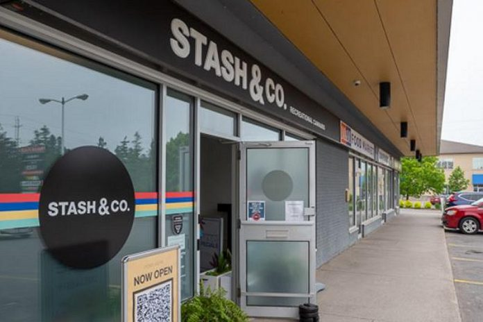 Stash & Co is located at 123 Toronto Road in Port Hope. (Photo: Stash & Co)