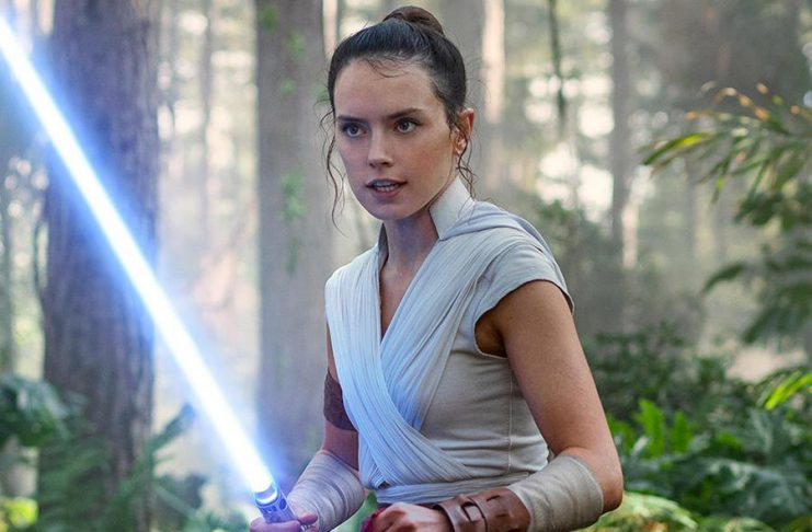 """Daisy Ridley, best known as Rey in the latest Star Wars trilogy, won't be wielding a lightsaber in her starring role in the upcoming thriller """"The Marsh King's Daughter"""", which is being filmed at Ken Reid Conservation Area north of Lindsay on June 28 and 29. (Photo: Jonathan Olley / Lucasfilm)"""