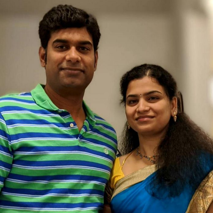 Prabhakar and Gayathri Rajan both had difficulty finding work in their chosen careers when they first arrived in Canada. Prabhakar was a practicing physiotherapist in India while Gayathri has a bachelor's degree in computer science. (Photo courtesy of Gayathri Rajan)