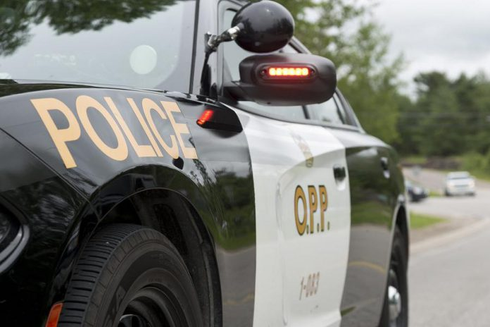 An Ontario Provincial Police (OPP) police car. (Photo: OPP)