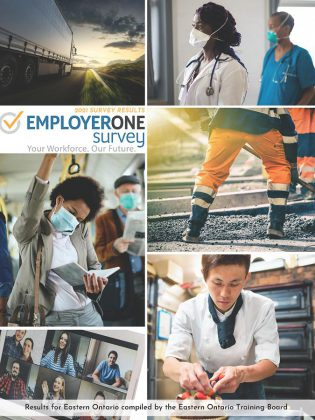 Along with the Workforce Development Board's EmployerOne Survey results for for Peterborough, Northumberland, Kawartha Lakes, and Haliburton, a report of the combined surveys conducted by five other workforce planning boards in Eastern Ontario is also available for download from www.wdb.ca/employerone-survey-report.