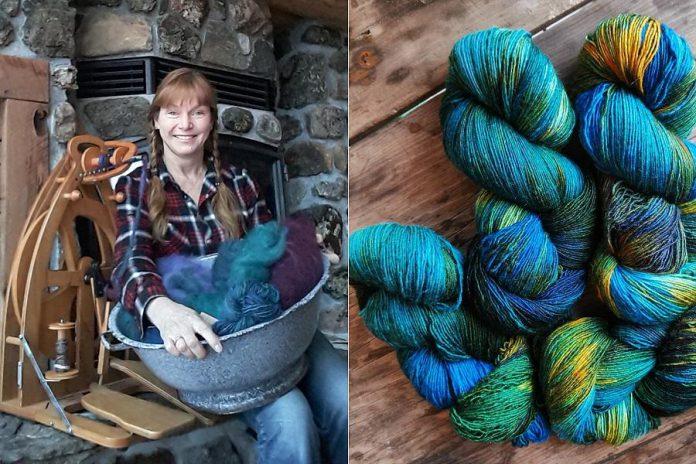Rachel Conlin (Artisan Wool & Soap, Studio O)