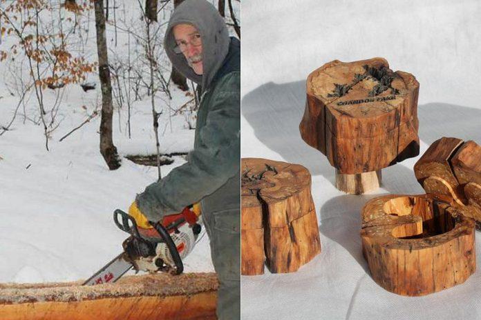 Jacques Deslauriers (Woodworking, Studio L)