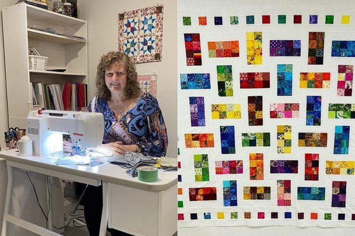 Valerie Foster (Fibre Art, Studio E)
