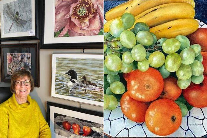 Mary Ellen Gerster (Painting, Studio H)