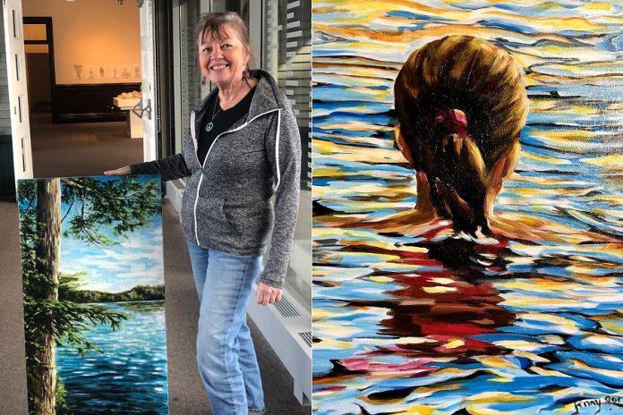 Jennifer Gordon (Painting, Studio D)