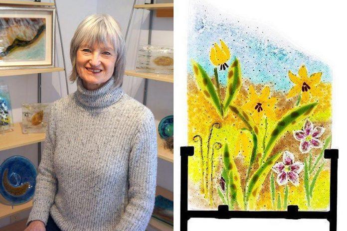 Susan Higgins (Glass Art, Studio M)