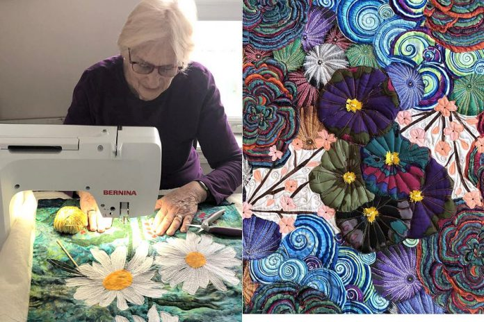 Dolores Hopps (Fabric Art, Studio H