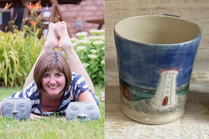 Melanie Edson Horner (Pottery, Studio J)