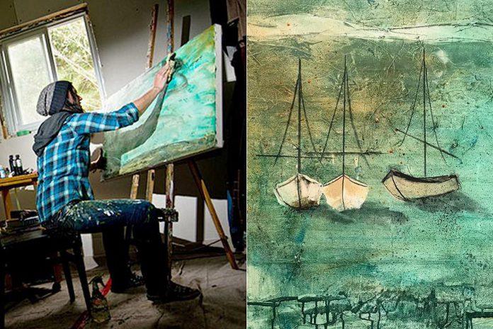 Lisa Mace (Painting, Studio C)