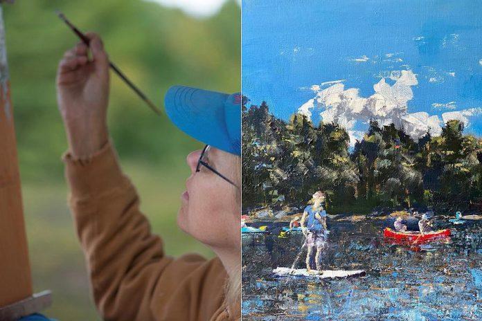 Barbara Miszkiel (Painting, Studio B)