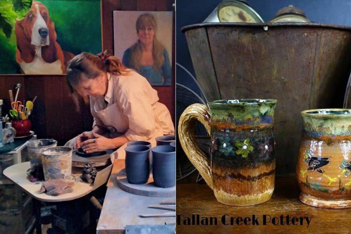 Cathy Pannaertz (Pottery, Studio K)