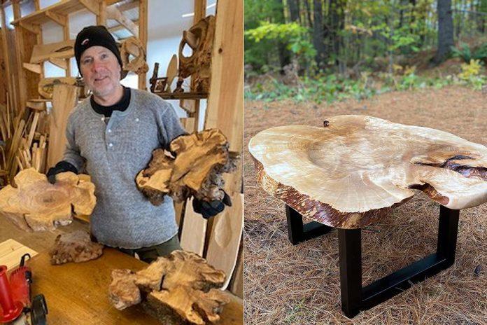 Tom Parsons (Woodworking, Studio B)