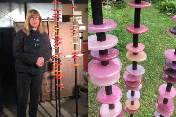 Susan Rankin (Glass Art, Studio F)