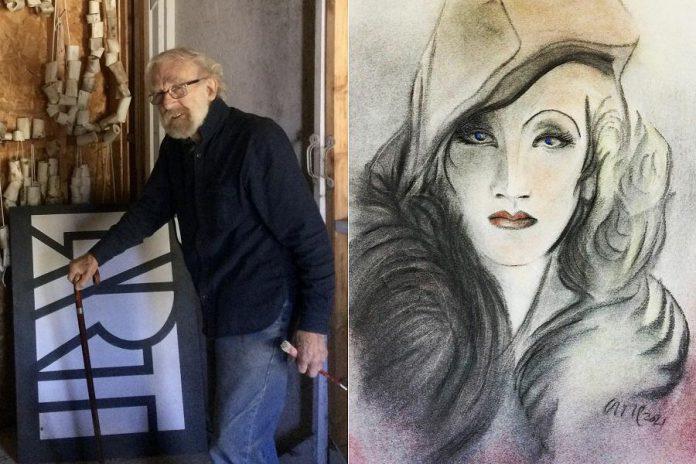 Arne Roosman (Painting, Studio H)