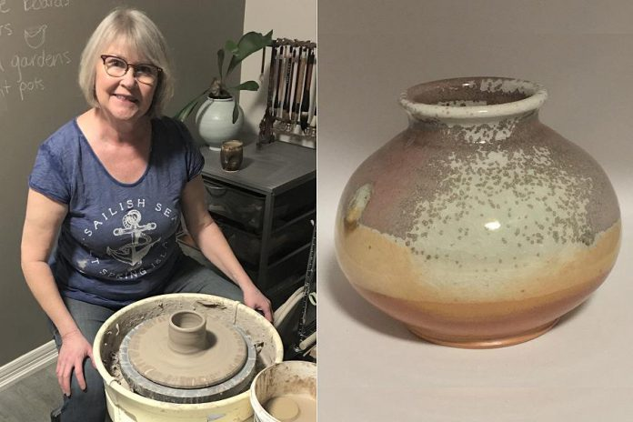 Judy Sparkes (Pottery, Studio H)