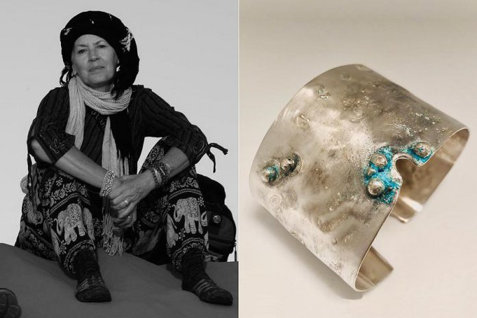 Frances Timbers (Jewellery, Studio A