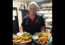 Warren Hennessy, owner and chef of Hendows Fine Food, has moved his restaurant and catering business to the plaza at 116 Parkhill Road in Peterborough. Hennessy uses locally sourced ingredients and is committed to offering high-quality food to his customers. (Photo courtesy of Warren Hennessy)