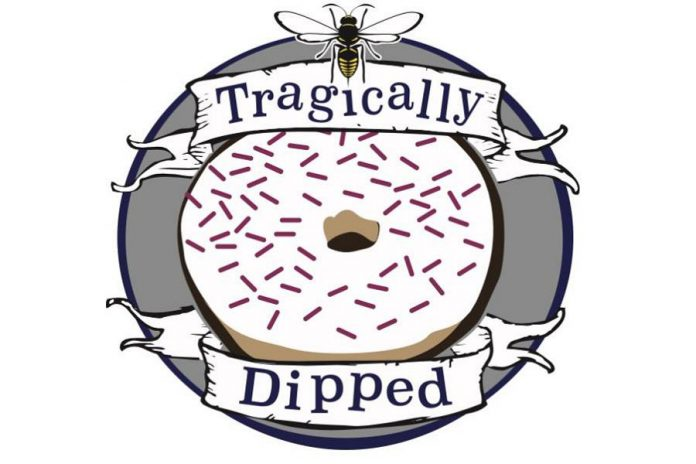 Tragically Dipped Donuts. (Graphic: Tragically Dipped Donuts)