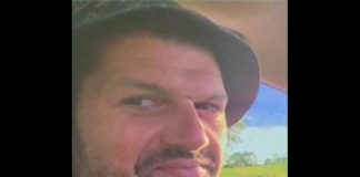 Missing 40-year-old Brian Lewis of Campbellford. (Police-supplied photo)