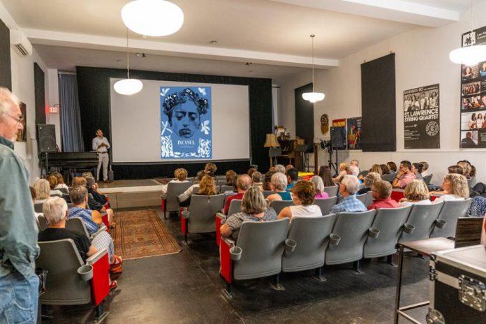 A 2019 film screening at The Loft Cinema in Cobourg.  (Photo: The Loft / Facebook)