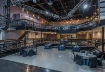 The Venue in downtown Peterborough is a multipurpose event space that hosts a wide range of events including conferences and conventions, weddings, business meetings, galas and other fundraisers, concerts, art shows, and sports events. (Photo: REALTOR.ca)