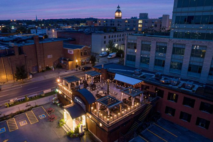 Party like it's 2019 at Euphoria Wellness Spa's new open-air rooftop patio bar. U4 Rooftop Patio Bar is accepting bookings for private events. (Photo: U4 Rooftop Patio Bar website)